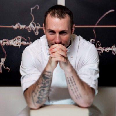 Chef Tamás Kiss